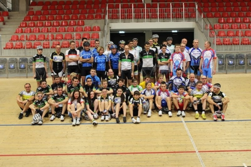 Vélodrome Granges 2014