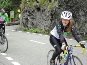 Tour à vélo EC 2014